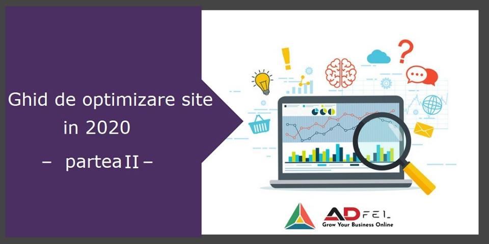 Ghid de optimizare site in 2020 – partea II: Ai nevoie de un specialist SEO