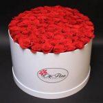 Florarie online cu aranjamente de trandafiri deosebite